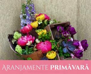 Aranjamente Florale Primavara