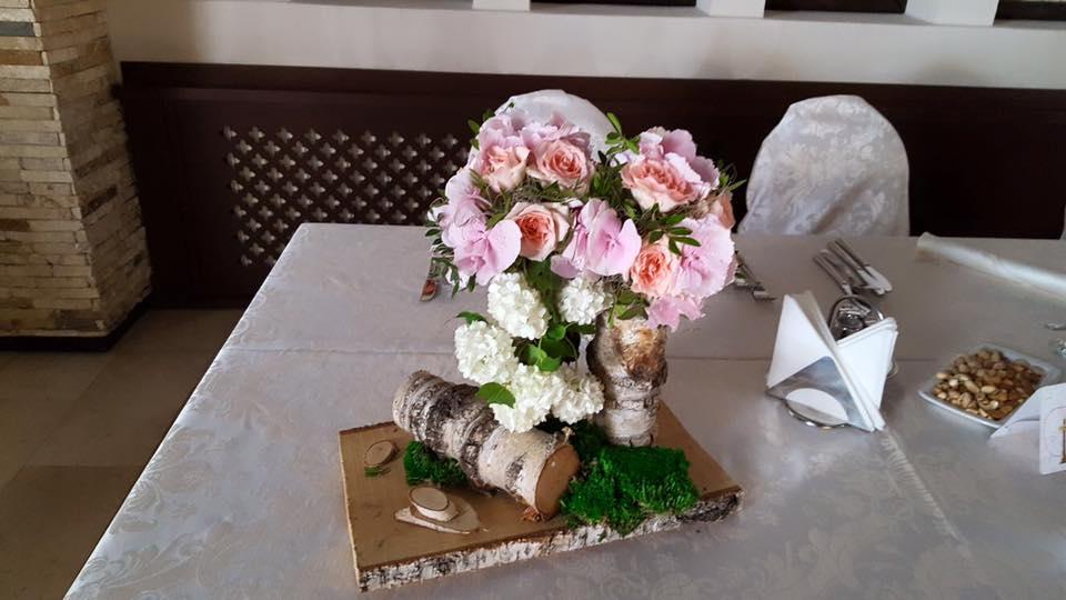 aranjamente florale masa