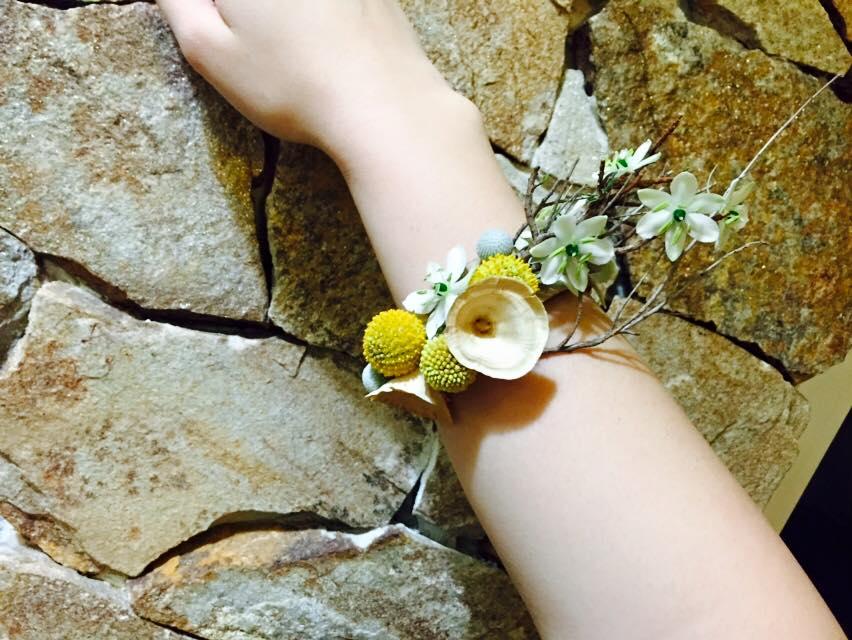 bratara florala